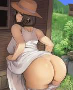 Farm Girl Thick