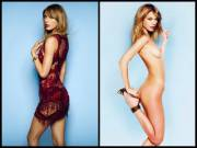 Taylor Swift on/off for Cosmopolitan Magazine Dec. 2014