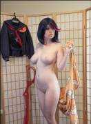 Getting Ready (X-Post from r/NSFW Cosplay)