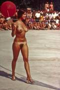 Naked City Miss Nude Universe Contest 1970's
