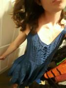 I bought my first dress <3