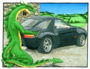 The original set of images that introduced many to Dragonsfuckingcars
