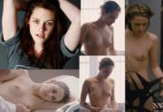 Kristen Stewart collage - she's done some great 'work' lately!