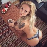Coffee and booty