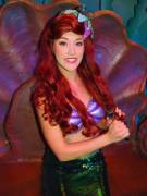 Who else wants to fondle Ariel's sexy seashells? xpost r/HotDisneyPerformers