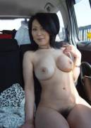 She's the hottest Asian MILF I've ever seen
