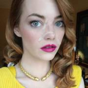 Emma Stone [OC] [Request]