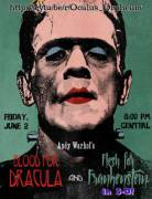 Join your brethren from /r/badMovies this Friday at 8pm Central when I'll be streaming Andy Warhol's 'Frankenstein' and 'Dracula' on Cytube.