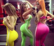 At the Bimbo Gym