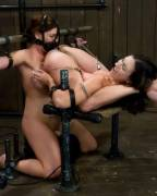 Bound, clamped, and stuffed