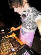 My own style of boys' fashion (DJing at Medusa's Chicago in 2013)