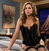 Jenna Fischer in Blades of Glory