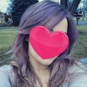 My husband doesn't want to [f]uck me now that my hair is a temporary shade of lavender. Would that stop you?