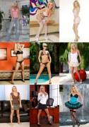 Pick Her Outfit - Bree Olson