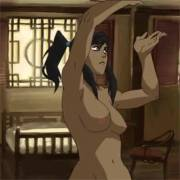 Korra's tits were the best part of the show