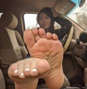 Tell me about your favorite experience with a woman's feet
