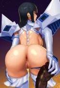 (Satsuki) The Academy Queen and Her Magnum Dildo (Shiory) [Kill la Kill]