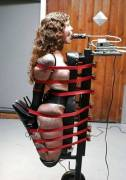 I don't care how much I have to suffer, I want to be the best oral slave in the world!