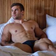 Remember Stu from SeanCody? This is how he looks now.