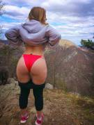 Hiking panties