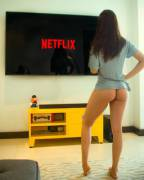 Netflix (X-post from r/ass)