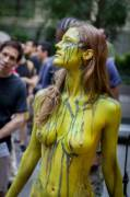 Body Painting Day NYC 2016