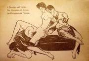 Hitler and Mussolini sex comics/propaganda [from Sex and Propaganda post]