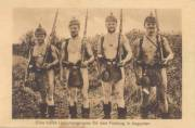 For the ladies in the audience; German soldiers in Egypt