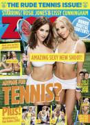 Rosie Jones in Zoo Magazine UK - 30th June 2015