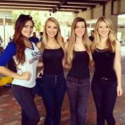 Anna Faith and her friends. KFFM for me