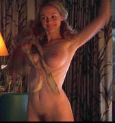 Heather Graham nude in Boogie Nights.