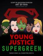 Young Justice Super Green (ongoing)