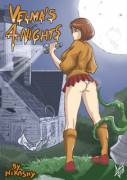 [Hikashy] Velma's 4 Nights (Scooby-Doo) [Ongoing]