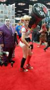 Went to a convention and I found an AB Harley Quinn! :P