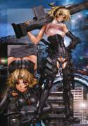 Surprised at the lack of Masamune Shirow on this sub