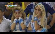 Devastated Argentinian Fan