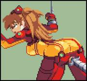 Asuka Pixel Animation - xpost r/rule34