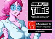"Bubblegum in ""The Time Splinter"""