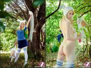 More Fionna Cosplay