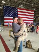 Gay Marine's Homecoming (x post from r/lgbt)