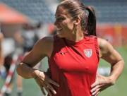 Someone requested Hope Solo...best I could find