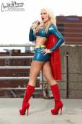 Carrie LaChance as Supergirl