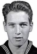 Happy Birthday to Paul Newman. Here's a photo from his Navy days. Can you believe he used to walk around looking like this?