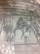 Something slightly different; Mom caught Shoplifting.