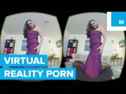 VR Porn is Here and It's Scary Realistic  Mashable CES 2016