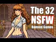 Philip DeFranco: The 32 Ridiculously NSFW BANNED Games of Twitch