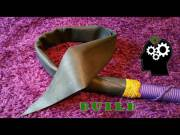 How to make a Dragon tail! quick and vicious...