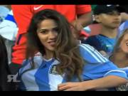 Copa America Compilation of hot girls